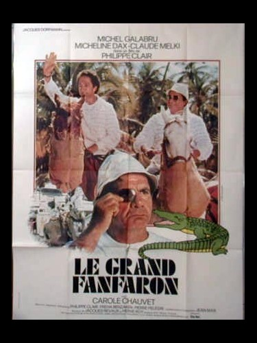 LE GRAND FANFARON