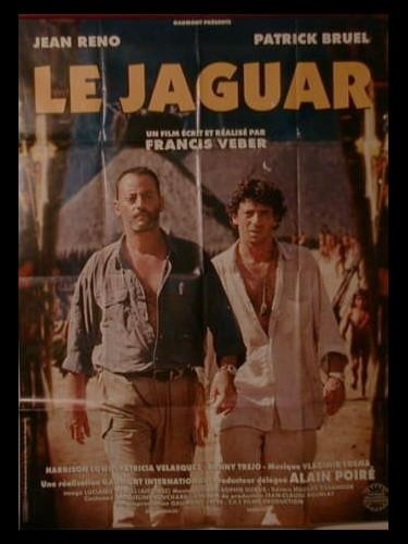 Affiche du film LE JAGUAR