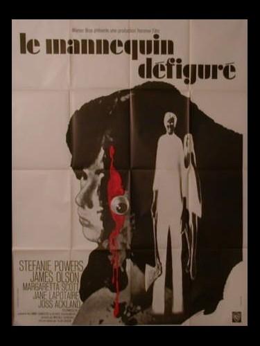 Affiche du film LE MANNEQUIN DEFIGURE - CRESCENDO
