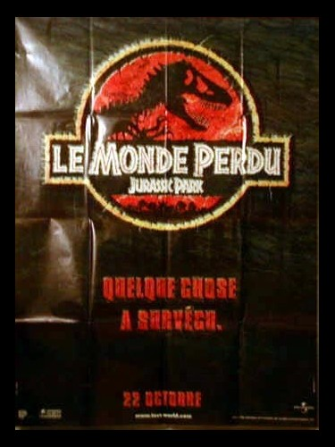 Affiche du film LE MONDE PERDU (PREVENTIVE) - THE LOST WORLD