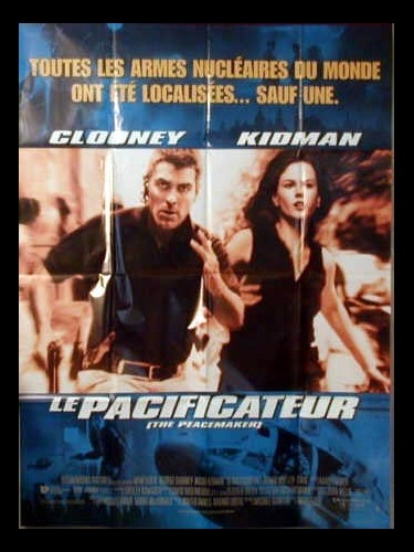 Affiche du film LE PACIFICATEUR