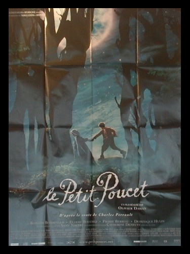 Affiche du film LE PETIT POUCET