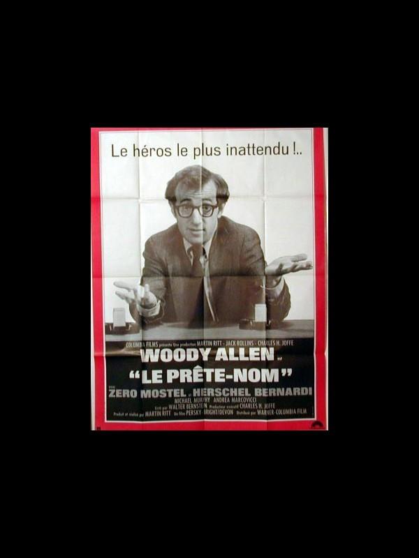 Affiche du film LE PRETE-NOM - THE FRONT