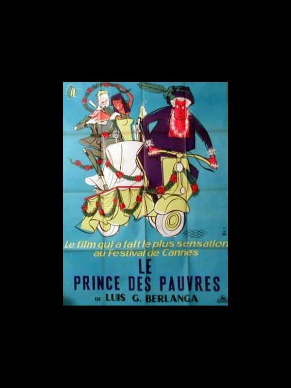 Affiche du film LE PRINCE DES PAUVRES - PLACIDO