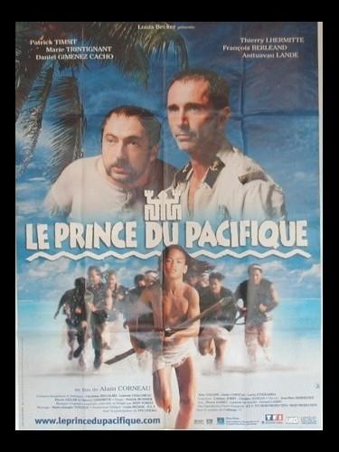 Affiche du film LE PRINCE DU PACIFIQUE