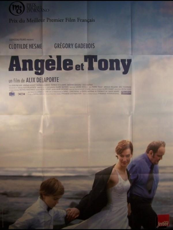 Affiche du film ANGELE ET TONY