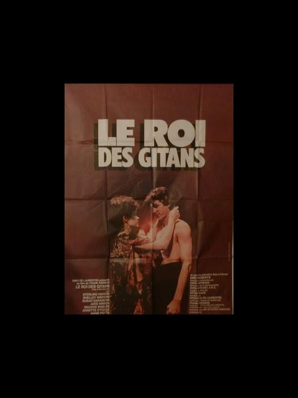 Affiche du film LE ROI DES GITANS - KING OF THE GYPSIES