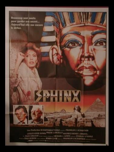 Affiche du film LE SPHINX