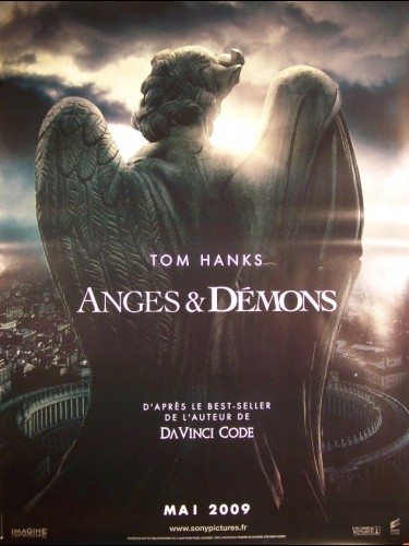 ANGES ET DEMONS - ANGELS & DEMONS