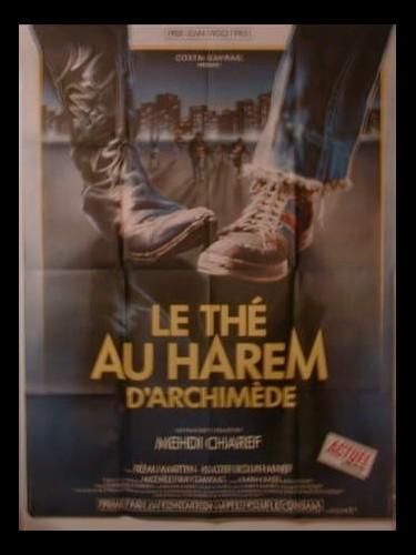 Affiche du film LE THE AU HAREM D'ARCHIMEDE