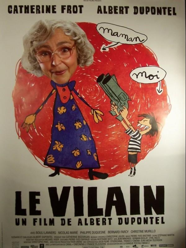 Affiche du film LE VILAIN