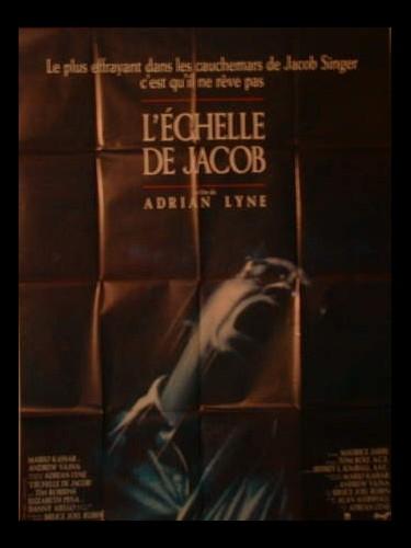 Affiche du film L'ECHELLE DE JACOB - JACOB'S LADDER