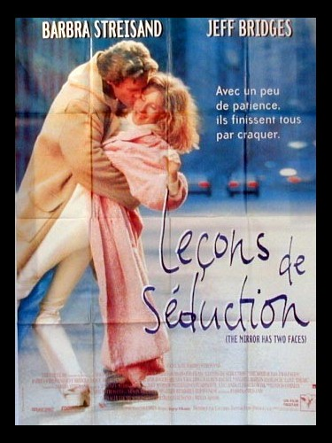 Affiche du film LECONS DE SEDUCTION - THE MINOR HAS TWO FACES