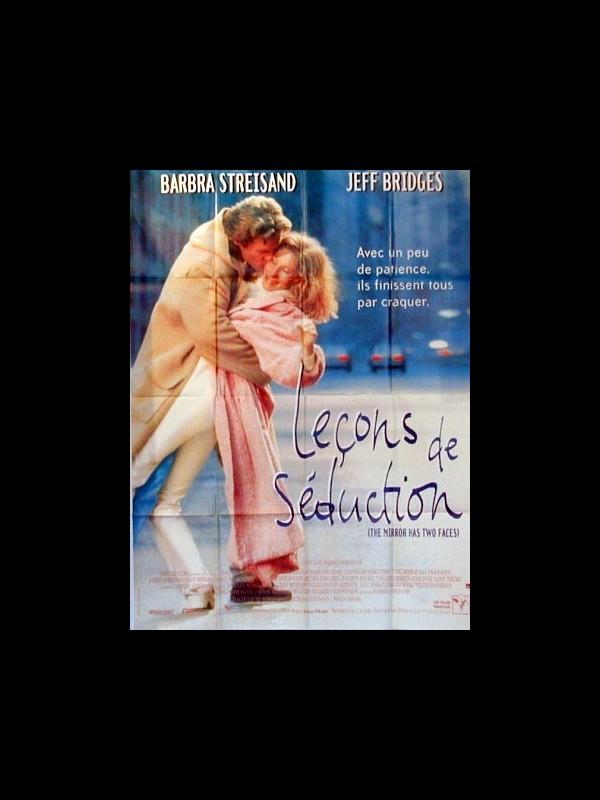 Affiche du film LECONS DE SEDUCTION - THE MINOR HAS TWO FACES