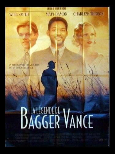 Affiche du film LEGENDE DE BAGGER VANCE (LA) - THE LEGEND OF BAGGER VANCE