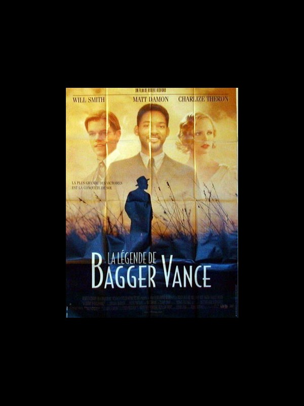 Affiche du film LEGENDE DE BAGGER VANCE (LA) - THE LEGEND OF BAGGER VANCE