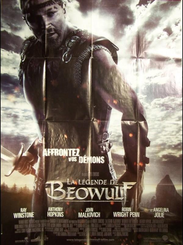 Affiche du film LEGENDE DE BEOWULF (LA)