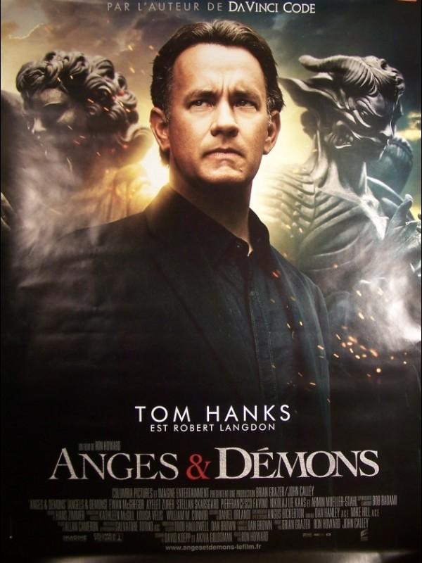 Affiche du film ANGES ET DEMONS - ANGELS & DEMONS