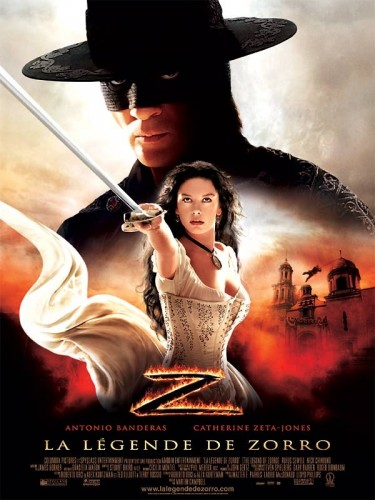 Affiche du film LEGENDE DE ZORRO (LA) - LEGEND OF ZORRO (THE)