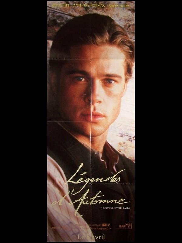 Affiche du film LEGENDES D'AUTOMNE - LEGENDS OF THE FALL