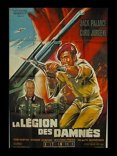 Affiche du film LEGION DES DAMNES (LA)
