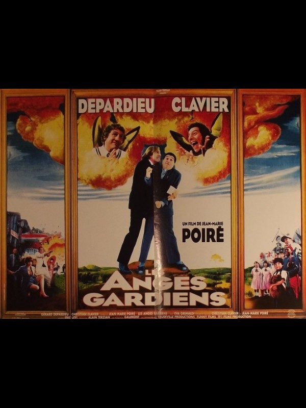 Affiche du film ANGES GARDIENS (LES) - GUARDIAN ANGELS