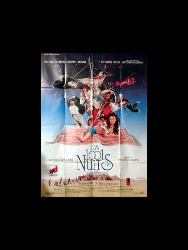 Affiche du film LES 1001 NUITS