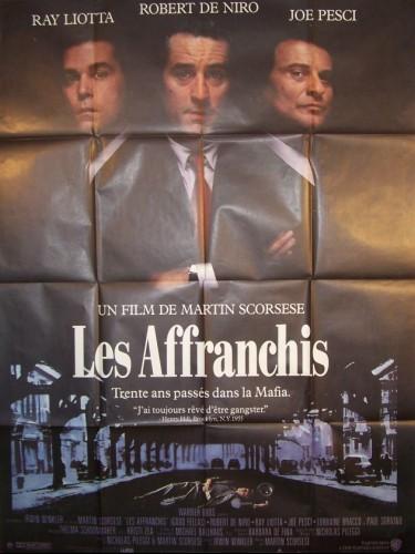 Affiche du film LES AFFRANCHIS