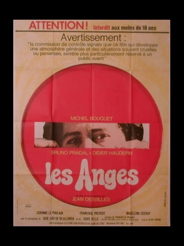 Affiche du film LES ANGES