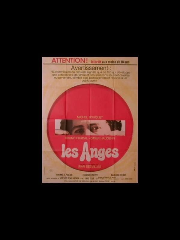 Affiche du film LES ANGES