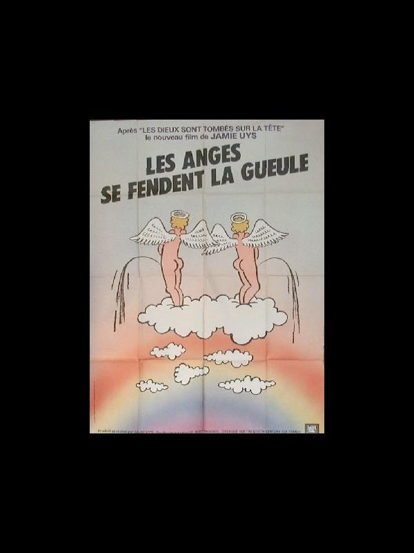 Affiche du film ANGES SE FENDENT LA GUEULE (LES) - FUNNY PEOPLE 2