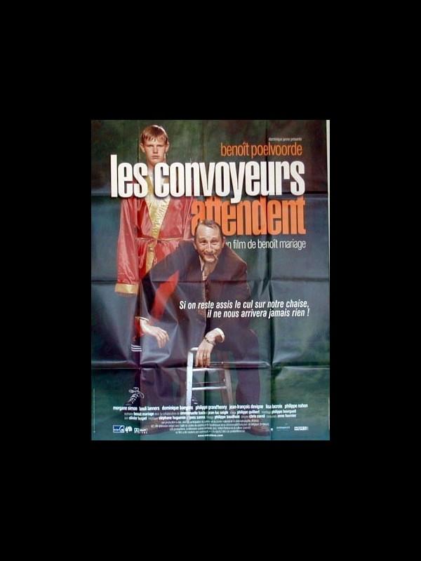 Affiche du film LES CONVOYEURS ATTENDENT
