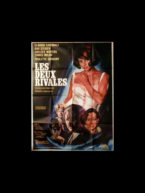 Affiche du film LES DEUX RIVALES - GLI INDIFFERENTI