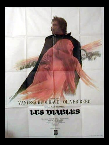 Affiche du film LES DIABLES