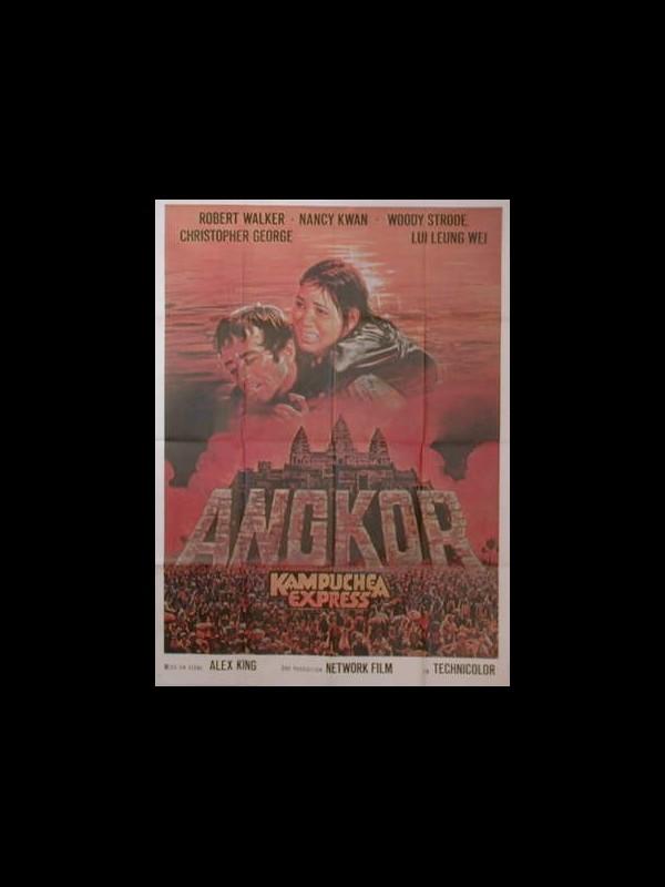 Affiche du film ANGKOR