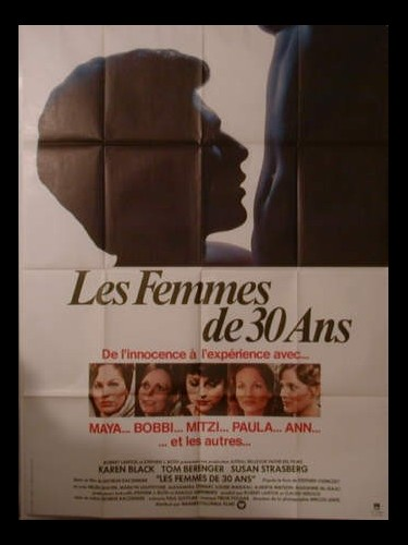Affiche du film LES FEMMES DE TRENTE ANS - IN PRAISE OF OLDER WOMEN