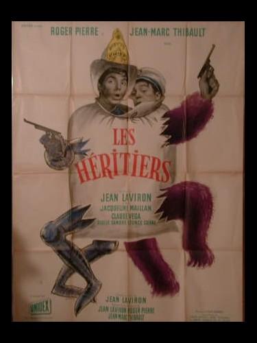 Affiche du film LES HERITIERS