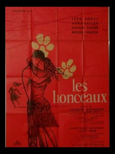 Affiche du film LES LIONCEAUX