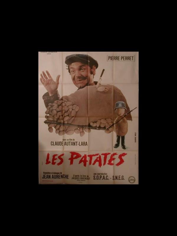Affiche du film LES PATATES