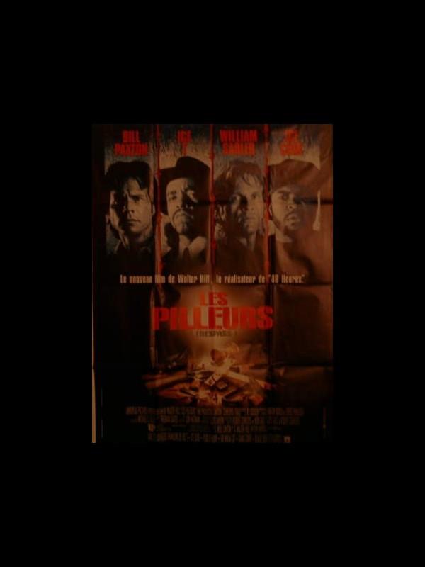 Affiche du film LES PILLEURS - TRESPASS