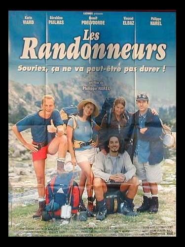 Affiche du film LES RANDONNEURS