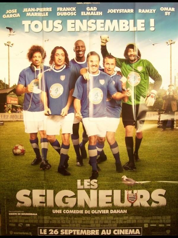 Affiche du film LES SEIGNEURS (DE FACE)