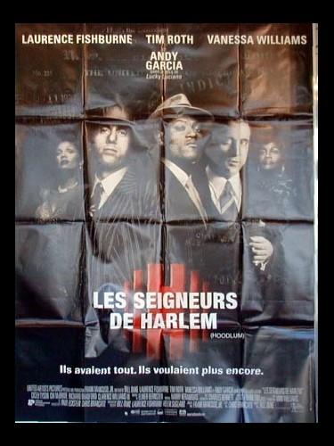 Affiche du film LES SEIGNEURS DE HARLEM - HOODLUM
