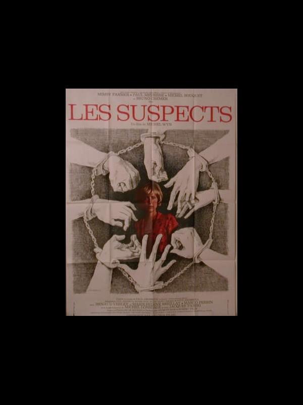 Affiche du film LES SUSPECTS