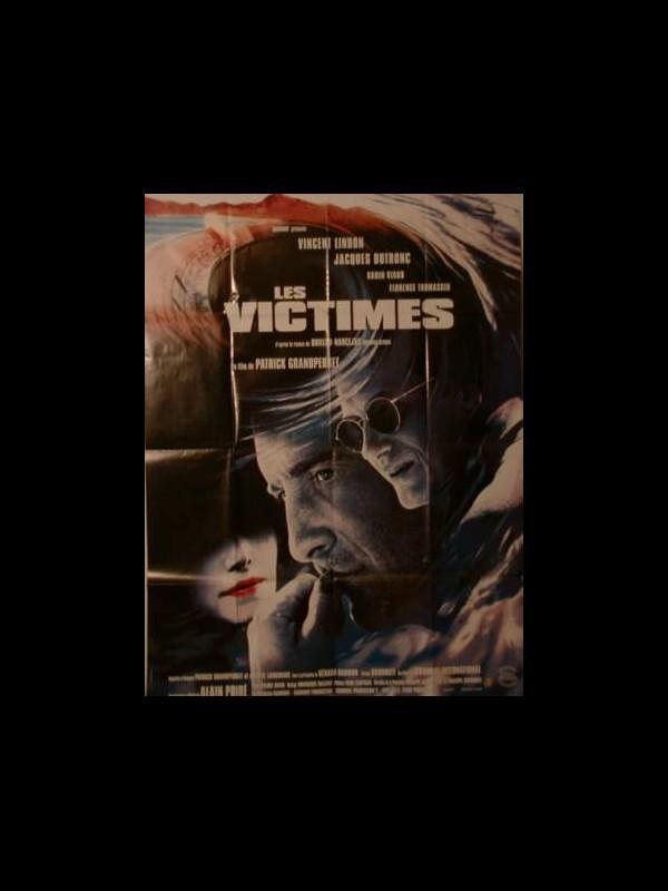 Affiche du film LES VICTIMES