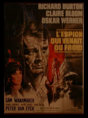 L'ESPION QUI VENAIT DU FROID - THE SPY WHO CAME IN FROM THE COLD