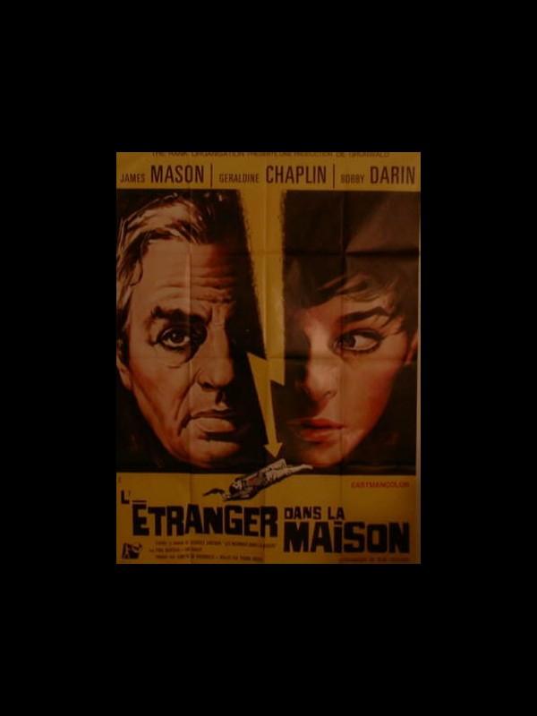 Affiche du film L'ETRANGER DANS LA MAISON - STANGER IN THE HOUSE