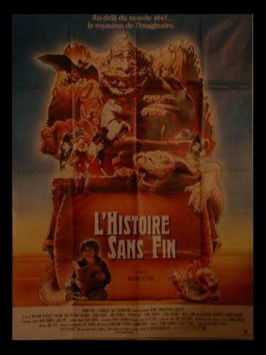 Affiche du film L'HISTOIRE SANS FIN - THE NEVER ENDING STORY