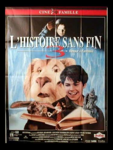 Affiche du film L'HISTOIRE SANS FIN 3 - THE NEVERENDING STORY 3