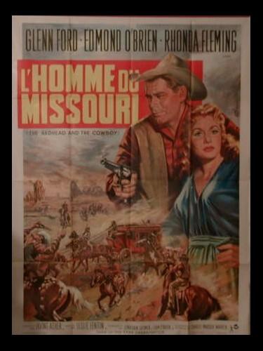 Affiche du film L'HOMME DU MISSOURI